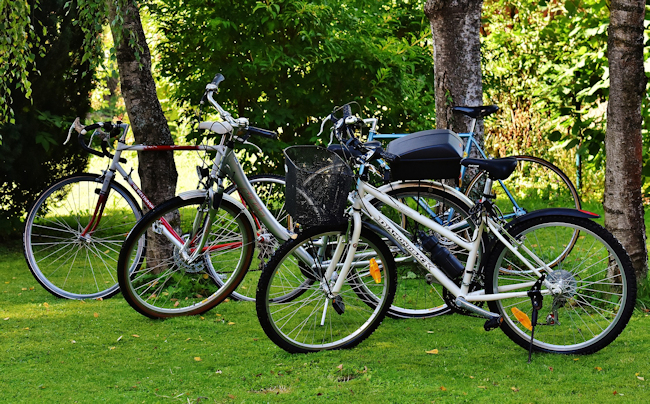 Lastenrad-Tour durch Ganderkesee